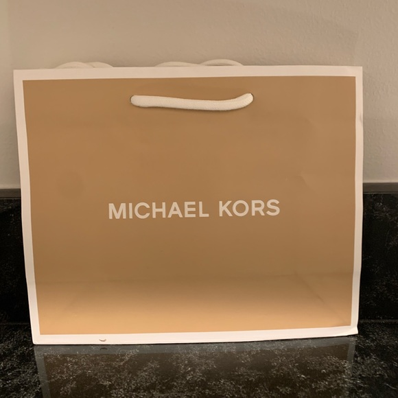•New• Micheal Kors GIFT BAGS ~ set of 2